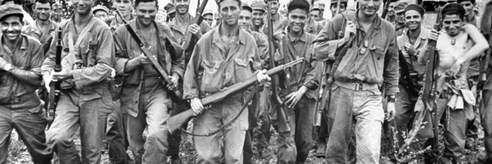 6th Ranger Battalion Cabanatuan Raid 1945